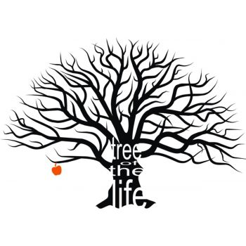 Vinilo decorativo Tree Of The Life