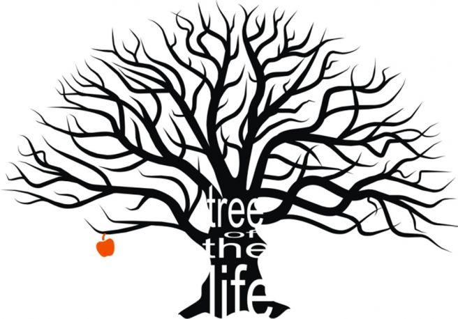 Vinilo decorativo Tree Of The Life de DEKOTIPO