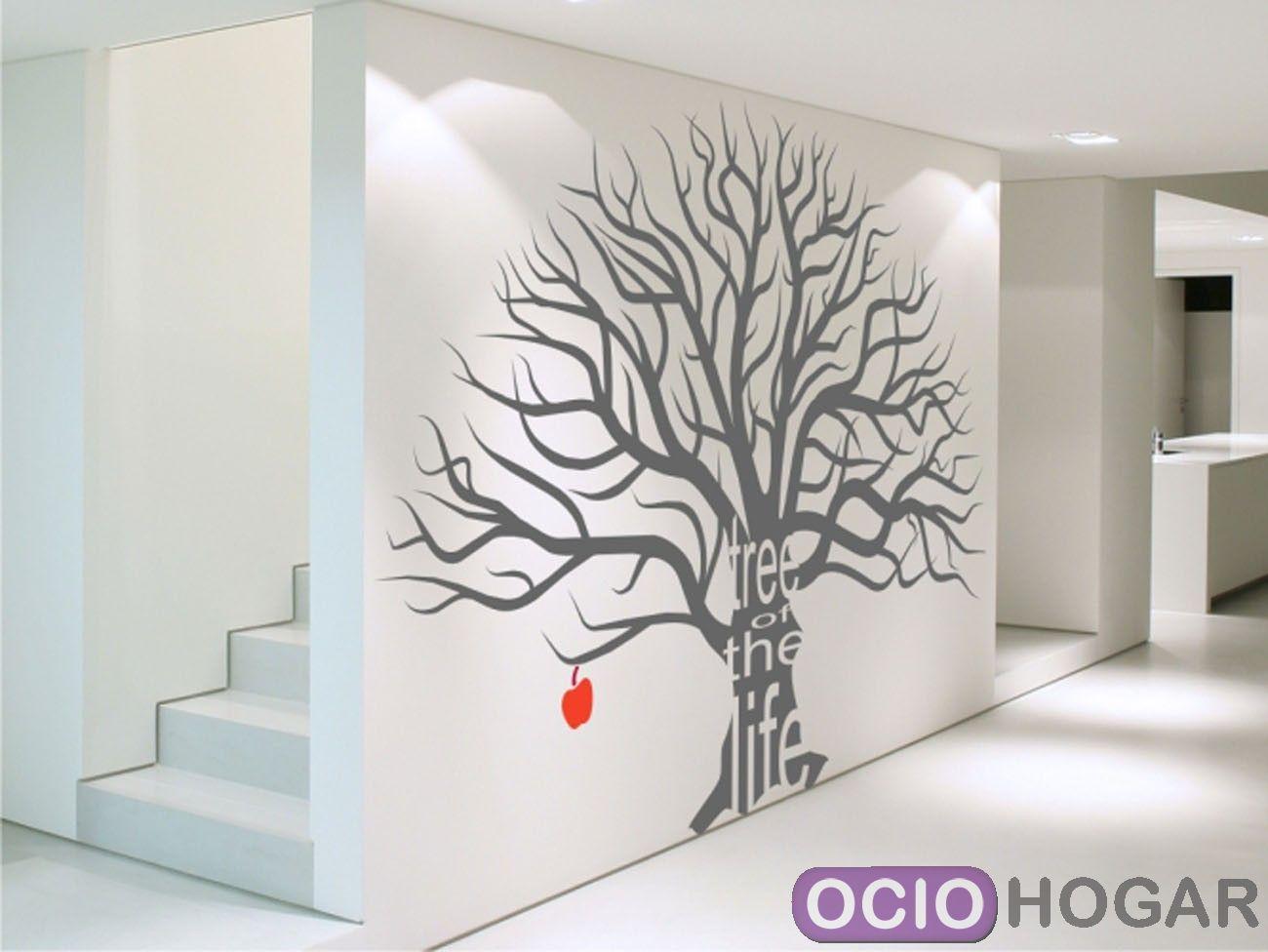Comprar vinilo decorativo tree of the life de dekotipo online for Vinilos para pared precios