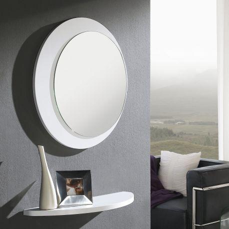 Conjunto de Consola y espejo Oculus