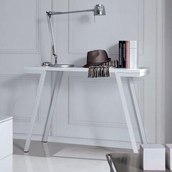 Home Office, una consola en blanco muy ligera