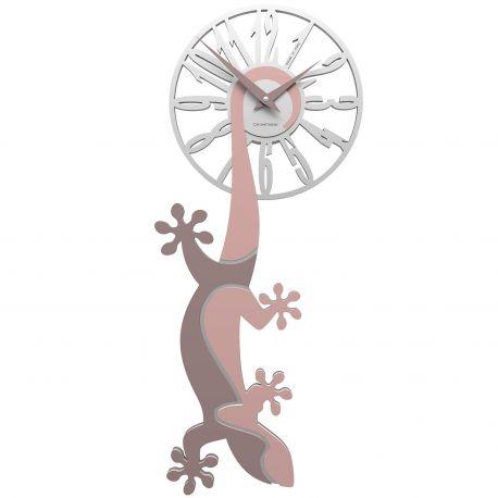 Reloj Hanging Gecko, está colgado