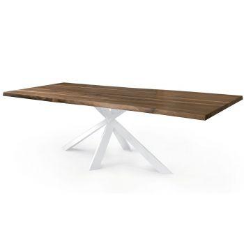 Montana, sofisticación en esta mesa para tus cenas