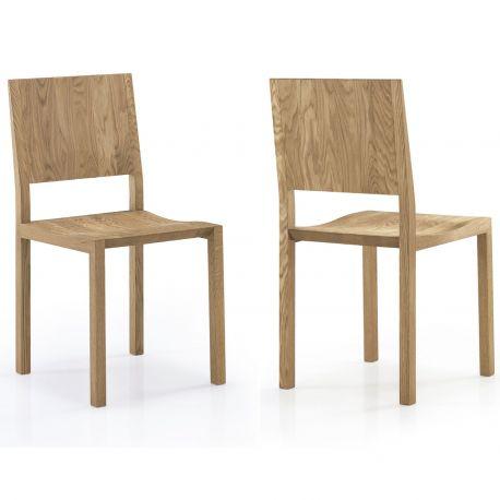Silla Tischlein, en madera maciza