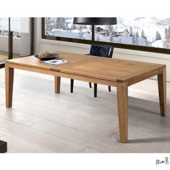 Alba, mesa extensible que crece más y más