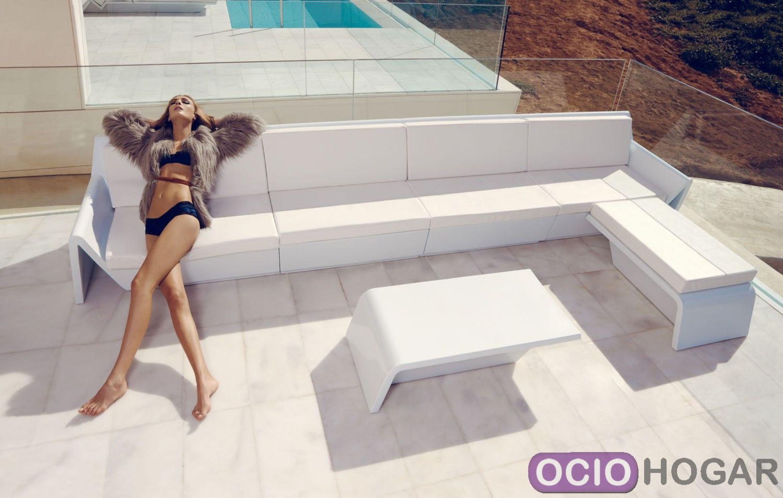 Comprar sof modular rest de vondom for Sofa exterior de obra