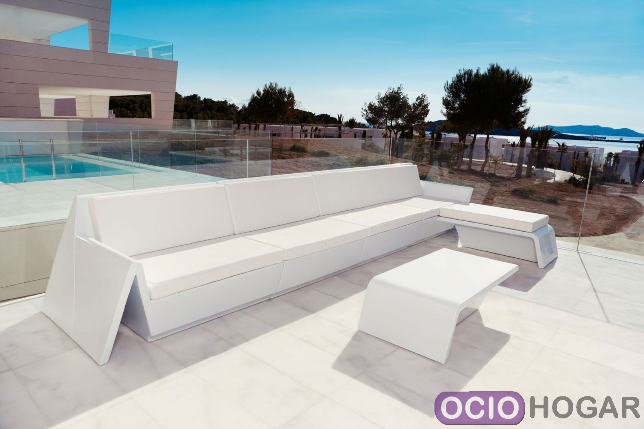 Comprar sof modular rest de vondom for Sofa chill out exterior