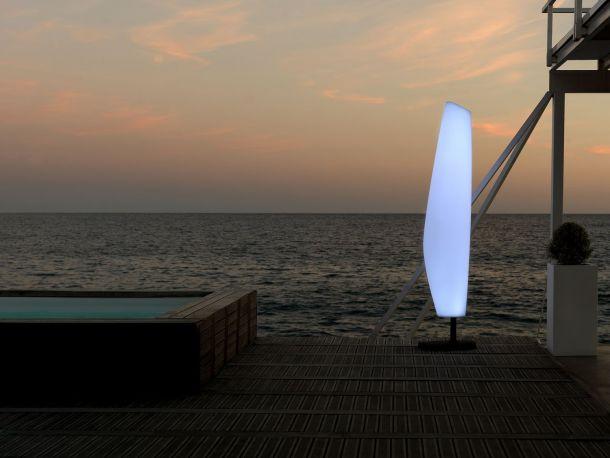 Lámpara Blanca por Javier Mariscal para VONDOM. Para interior o exterior (IP65)