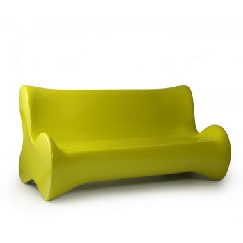 Sofá de diseño para exterior Doux de Vondom