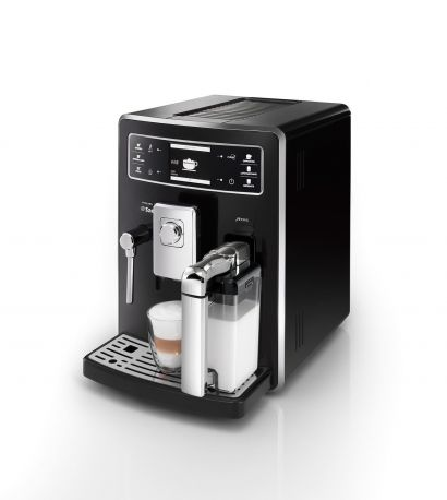 Cafetera Saeco Xelsis Class Black