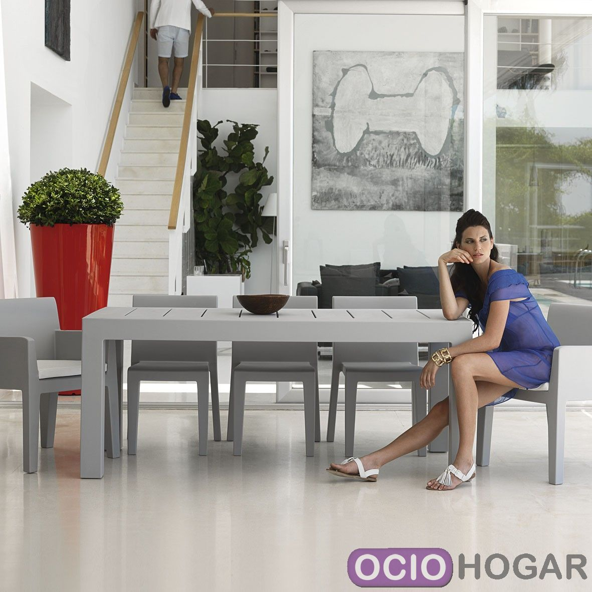 Muebles de diseo outlet interesting comedores actuales for Outlet muebles madrid