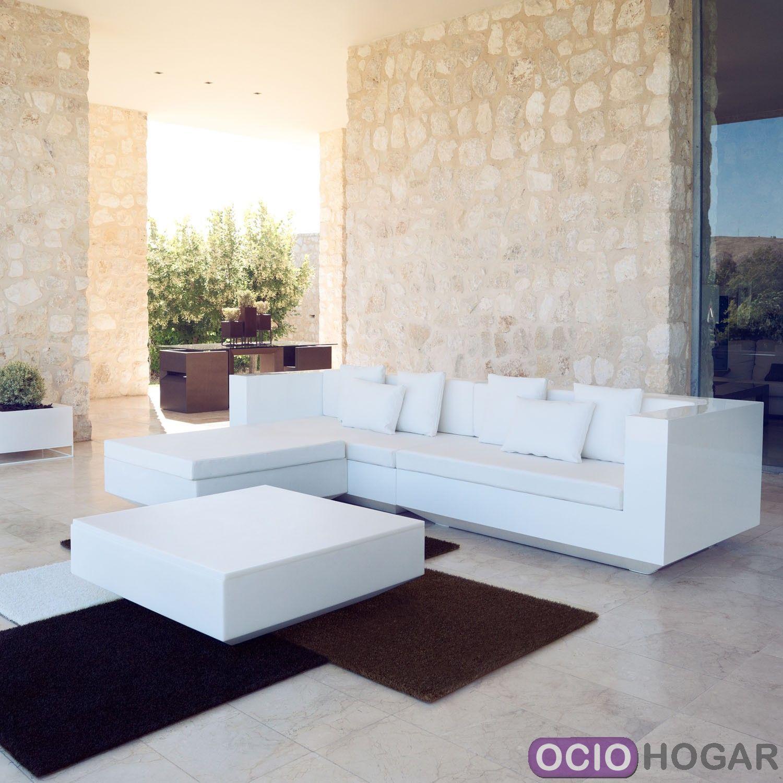 Comprar sof vela de vondom online for Muebles para terraza exterior
