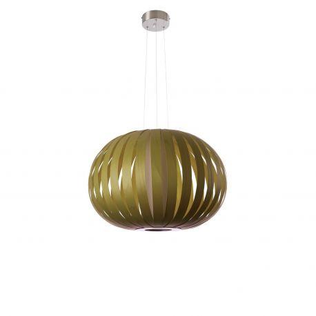 Lámpara Poppy Luzifer LZF verde