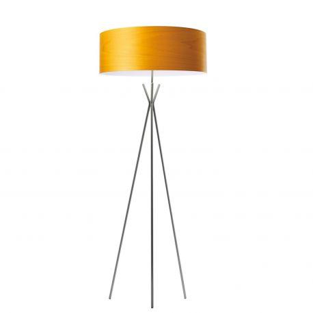 Lámpara de pie Cosmos Luzifer LZF amarilla