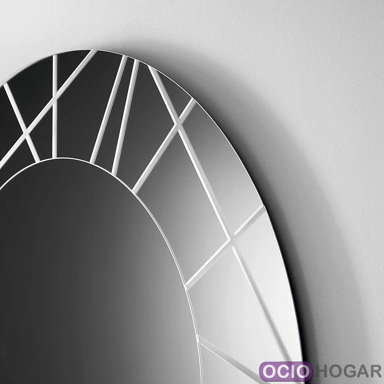 Espejo de dise o segment sovet italia for Espejos de pie de diseno