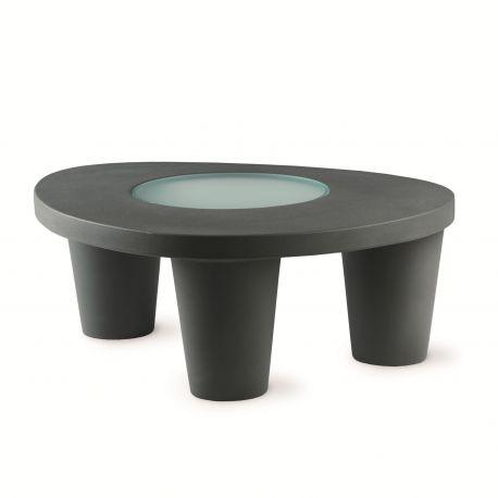 Mesita low Lita table SLIDE Design