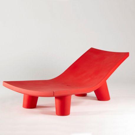 Tumbona Low Lita Lounge SLIDE Design