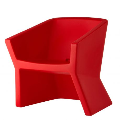 Butaca Exofa SLIDE Design rojo