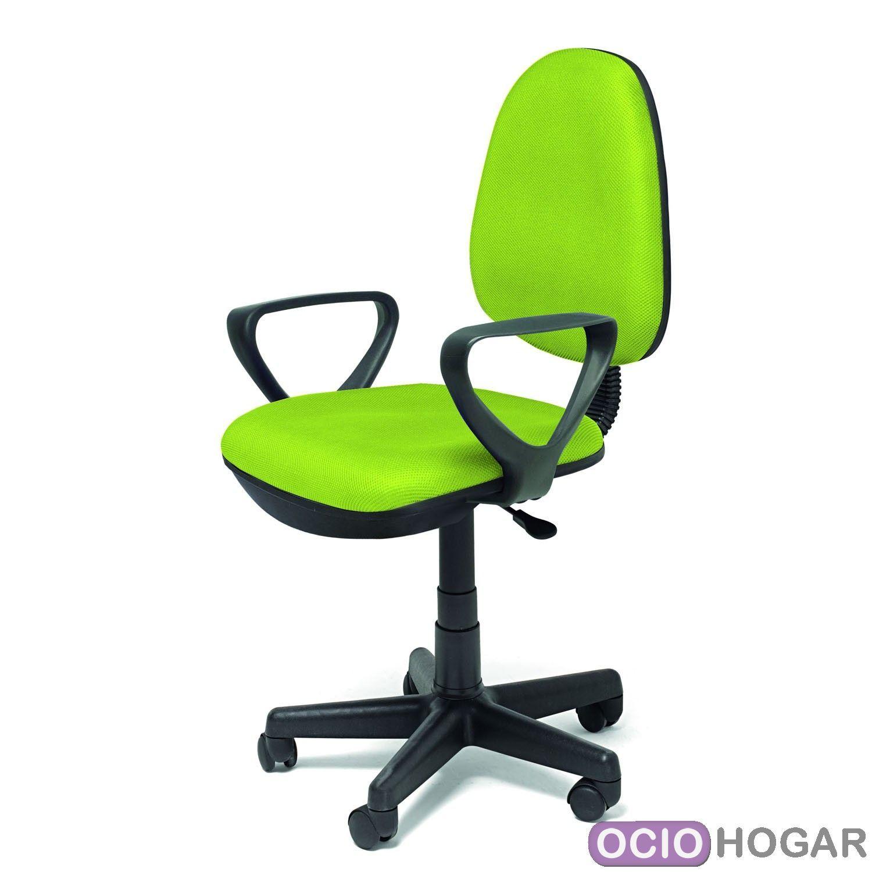 Silla escritorio carrefour sillas de ordenador carrefour for Sillas giratorias para escritorio