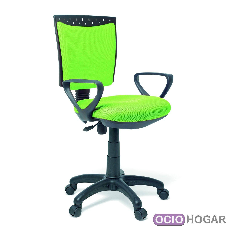Silla de oficina space dissery for Ikea sillas oficina ruedas