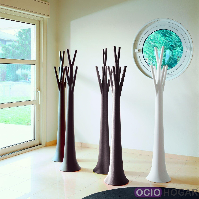 Perchero de pie de dise o tree de bonaldo - Percheros modernos ...