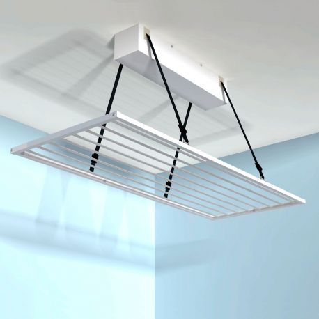 Tendedero de techo motorizado tendermatic for Tendedero ropa exterior