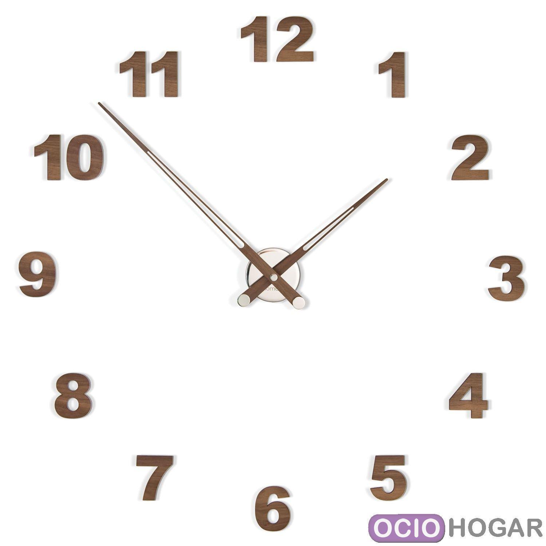 Reloj de pared axioma n con n meros de nomon - Mecanismo para reloj de pared ...
