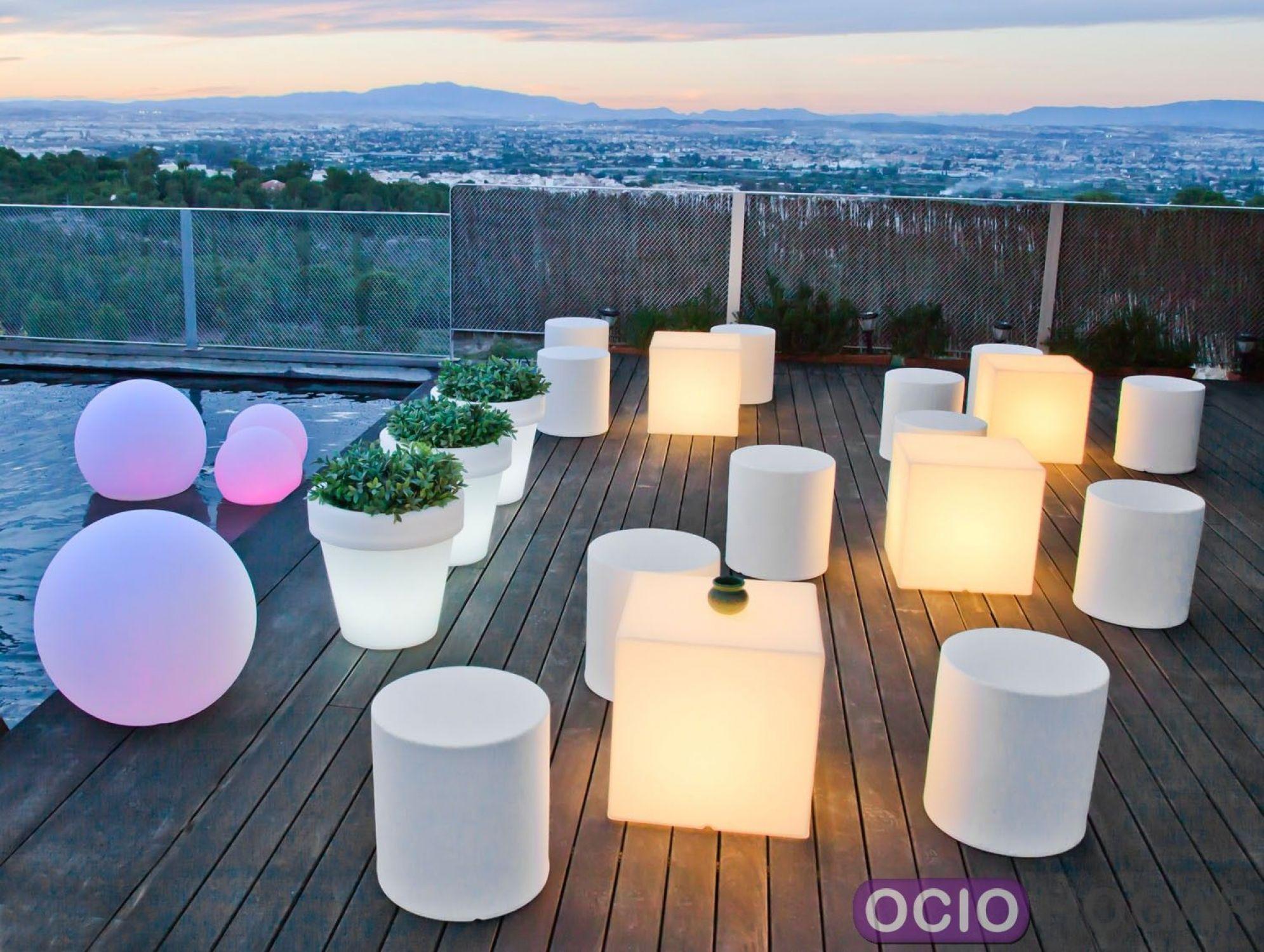 Mobiliario y complementos para jardín New Garden