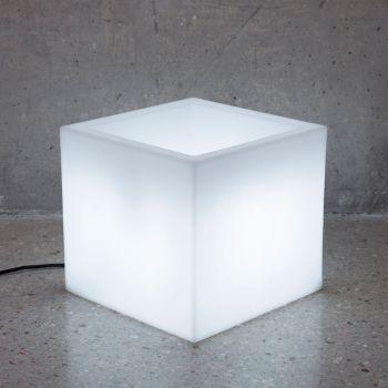 Maceta con luz Narciso Light