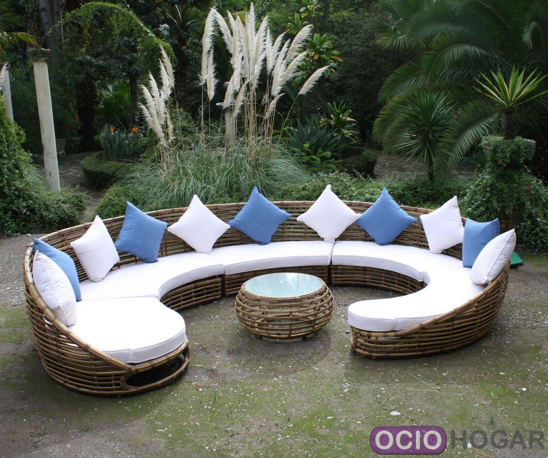 Colección 2013 de muebles de jardín Majestic Garden