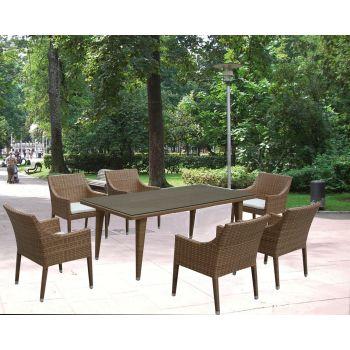Mesa y sillas de jardín Madrid