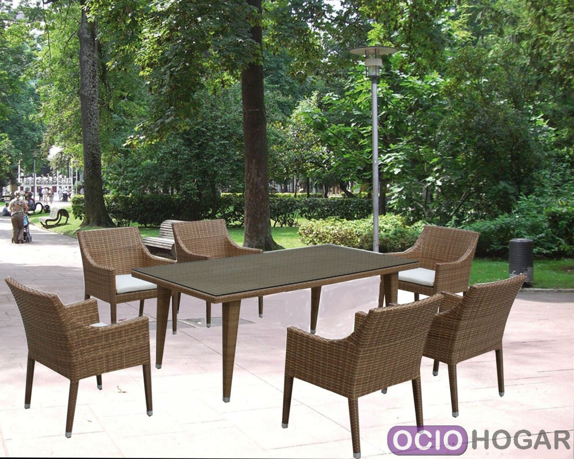 Muebles de jardin madrid awesome muebles jardn villanueva for Sillas milanuncios