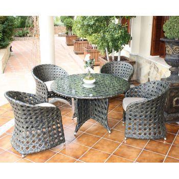 Mesas y sillas de jardín Sancti Petri