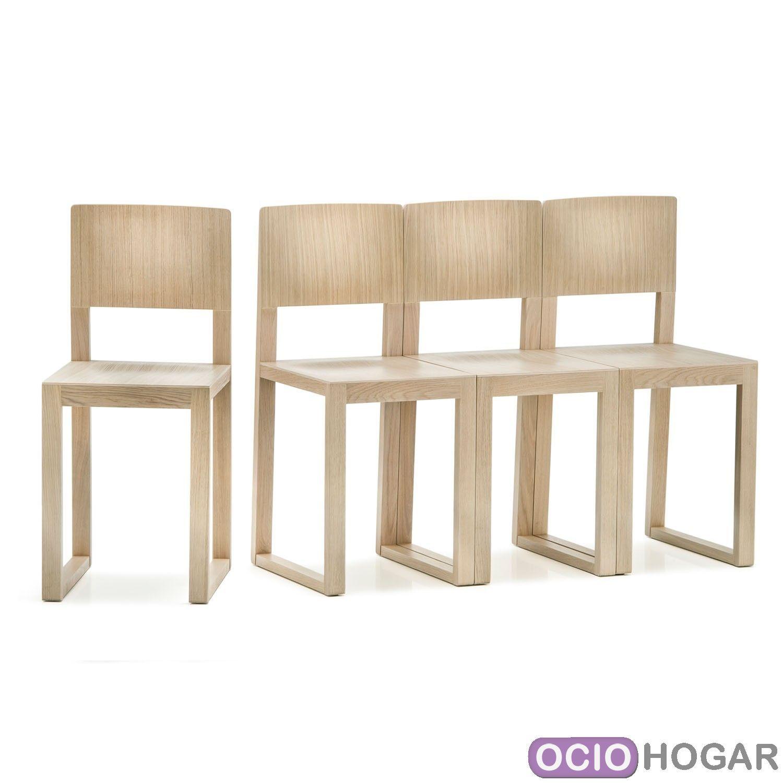 Silla de madera brera pedrali sillas de comedor - Sillas comedor madera ...