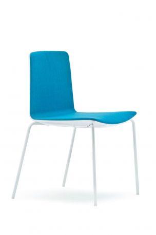 Silla de cocina noa 725 pedrali sillas de dise o en for Sillas de cocina metalicas