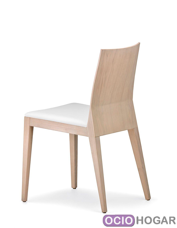 Silla de madera twig de pedrali sillas de comedor en - Sillas de madera ...