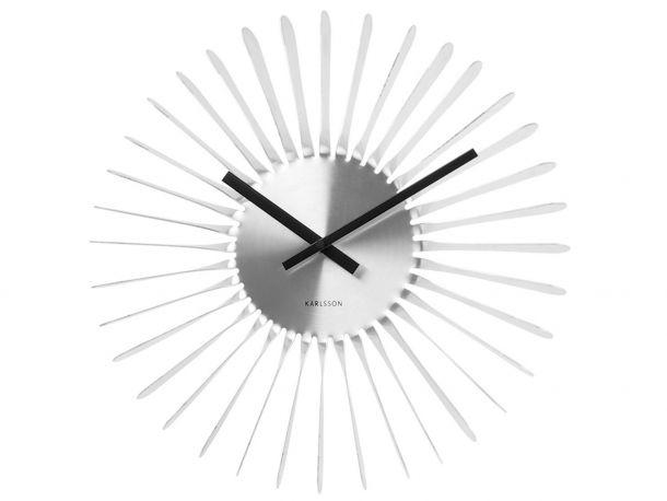 Reloj de pared Twister de Present Time
