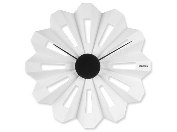 Reloj de pared Lotus de Present Time