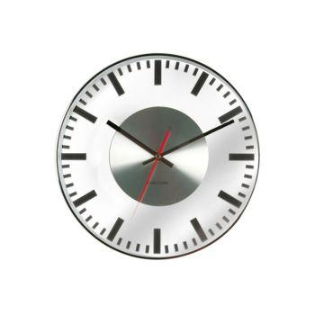 Reloj de pared Glass de Present Time