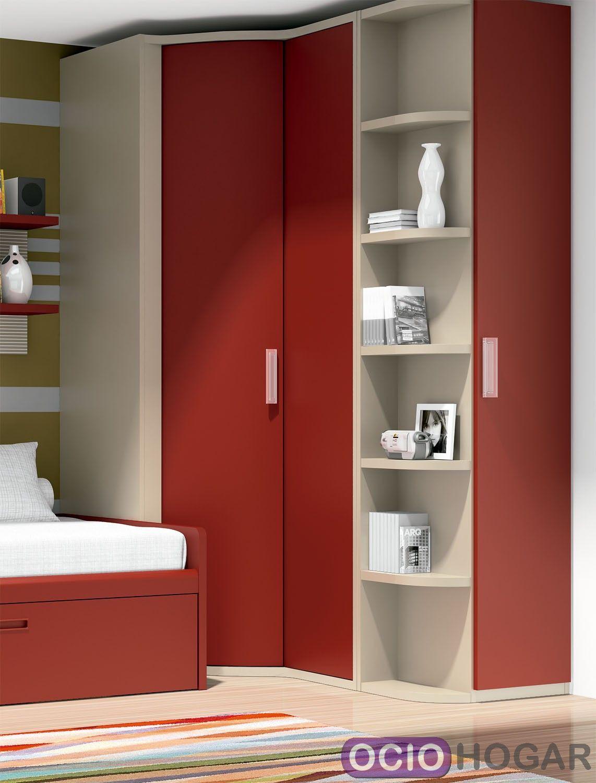 Como Fazer Adesivo De Lembrancinha ~ Dormitorio juvenil Cabernet Dissery Muebles juveniles ociohogar com