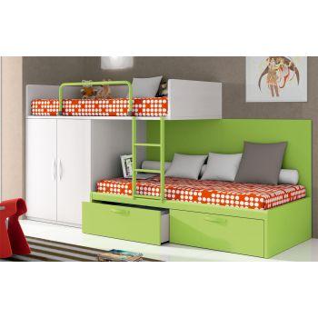 Dormitorio juvenil Aneto
