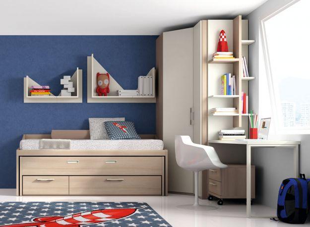 Dormitorio juvenil Monza de Dissery
