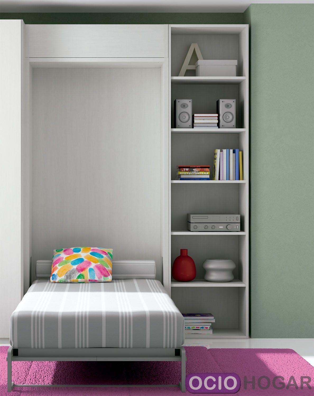 Dormitorio infantil closet de dissery muebles juveniles for Closet para recamaras modernas