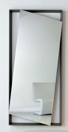 Espejo de diseño Hang up de Bonaldo