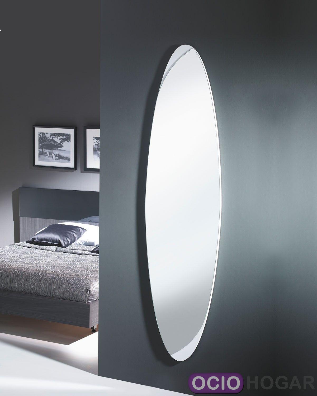 Espejo de dise o laluna de dissery complementos en - Diseno de espejos ...