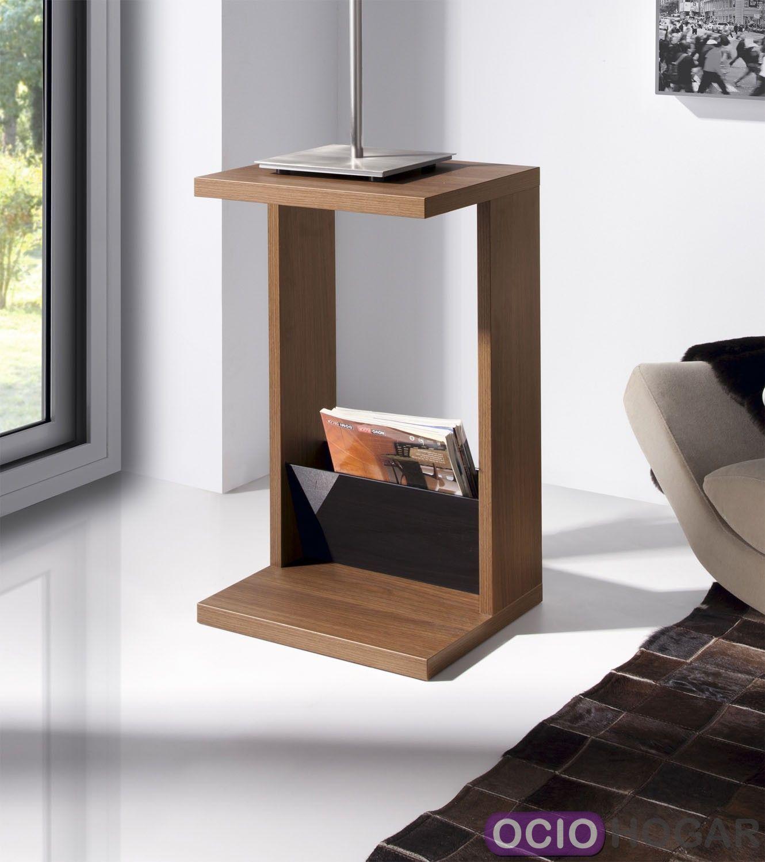 Mesa auxiliar g nova de dissery muebles de dise o - Mesa auxiliar para sofa ...