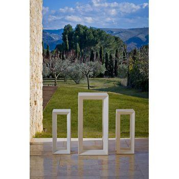 Mesa alta y taburete Frame