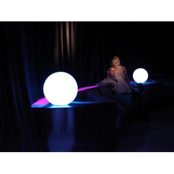 Lámpara Esfera con luz Bubbles