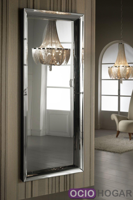 Espejo irina de schuller for Espejos grandes decorativos