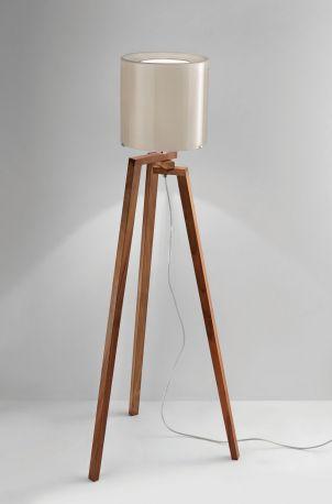Lámpara de pie Trepai de Vistosi